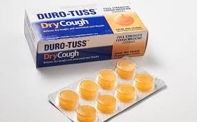 Duro-Tuss Dry Cough Lozenges Orange 24 (Pharmacy Only)